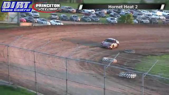 Princeton Speedway 6/20/14 Hornet Races