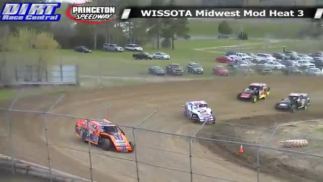 Princeton Speedway 5/16/14 WISSOTA Midwest Modified Races
