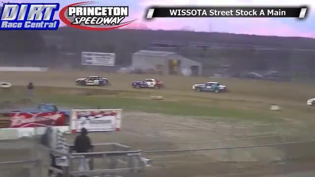 Princeton Speedway 5/16/14 WISSOTA Street Stock Races