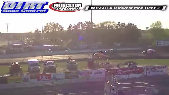 Princeton Speedway 5/23/14 WISSOTA Midwest Modified Races