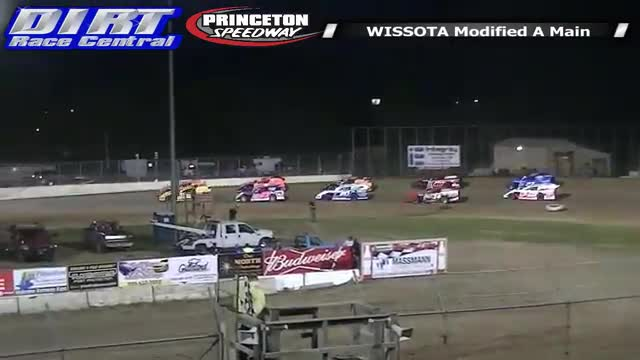 Princeton Speedway 5/23/14 WISSOTA Modified Races