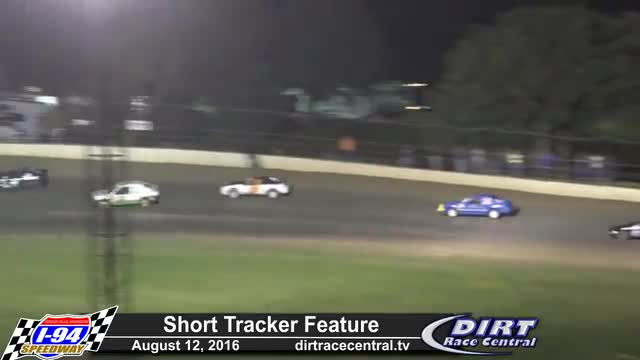 I-94 Speedway 8/12/16 Short Tracker Races