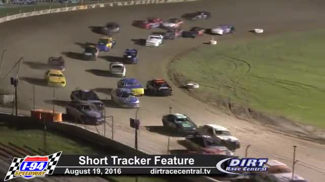 I-94 Speedway 8/19/16 Short Tracker Races