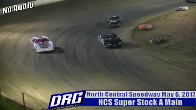 North Central Speedway 5/6/17 NCS Super Stock A Main (NO AUDIO)