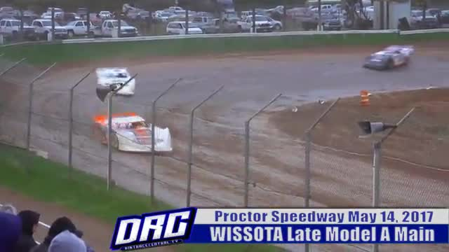 Proctor Speedway 5/14/17 WISSOTA Late Model Races