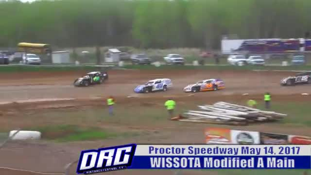 Proctor Speedway 5/14/17 WISSOTA Modified Races