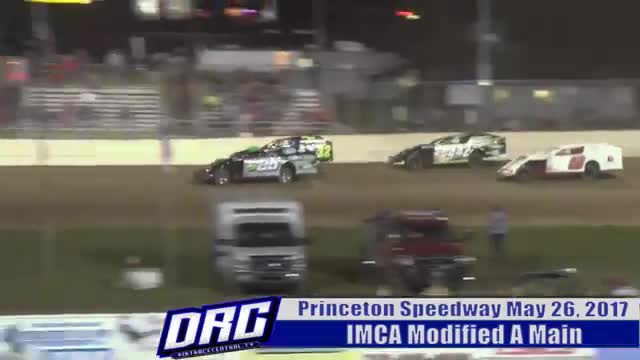 Princeton Speedway 5/26/17 IMCA Modified Races