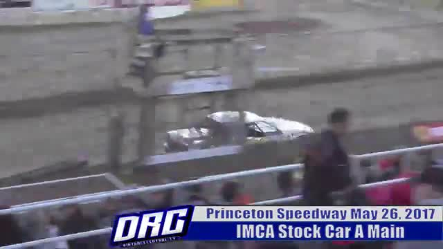 Princeton Speedway 5/26/17 IMCA Stock Car Races
