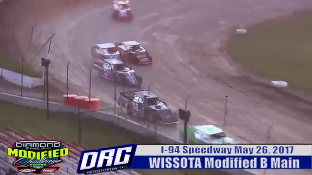 I-94 Speedway 5/26/17 Diamond Buick GMC Modified Challenge Series Races