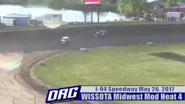 I-94 Speedway 5/26/17 WISSOTA Midwest Modified Races