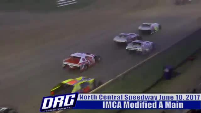 North Central Speedway 6/10/17 IMCA Modified Races