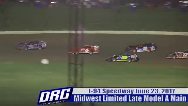 I-94 Speedway 6/23/17 Midwest Limited Late Model Races