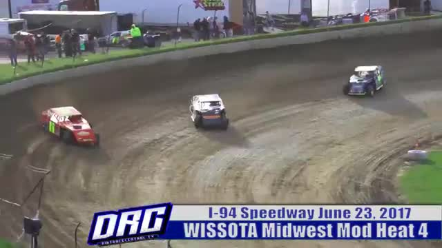 I-94 Speedway 6/23/17 WISSOTA Midwest Modified Races