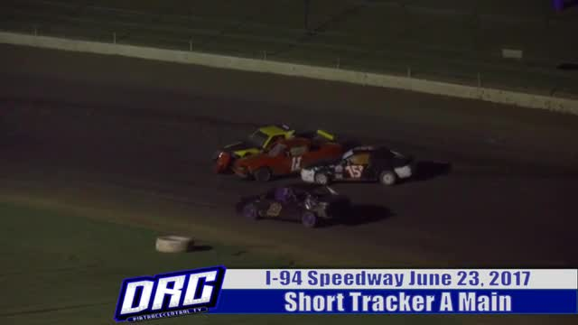 I-94 Speedway 6/23/17 Short Tracker Races