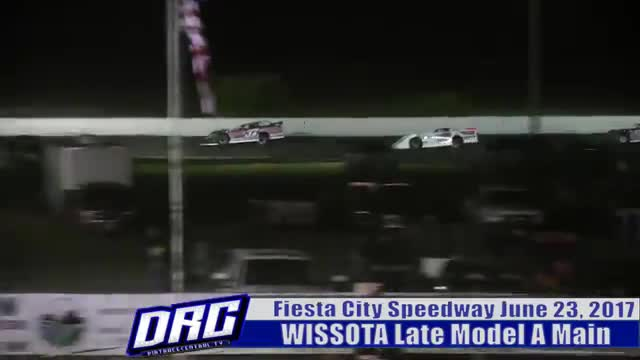 Fiesta City Speedway 6/23/17 WISSOTA Late Model Races