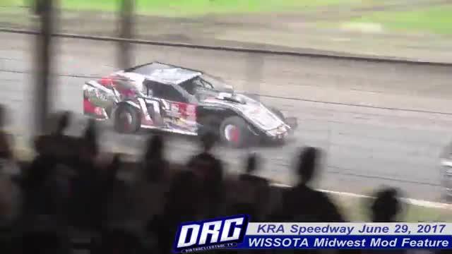 KRA Speedway 6/29/17 Races