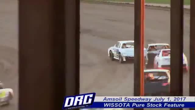 Viking Speedway 7/1/17 Races