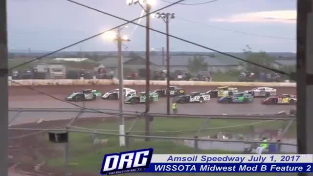 Amsoil Speedway 7/1/17 Races
