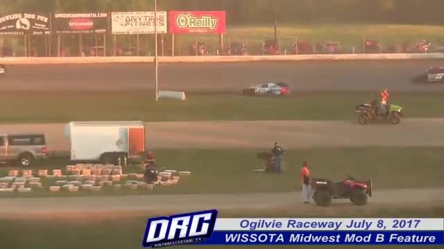 Ogilvie Raceway 7/8/17 Races