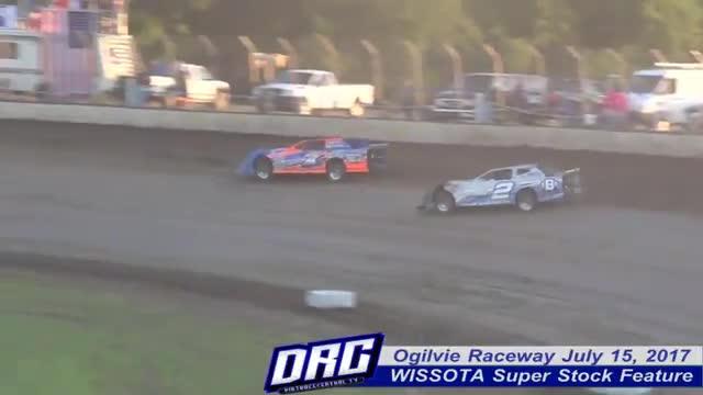 Ogilvie Raceway 7/15/17 Races