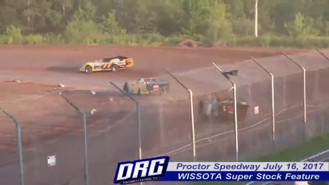 Proctor Speedway 7/16/17 Races