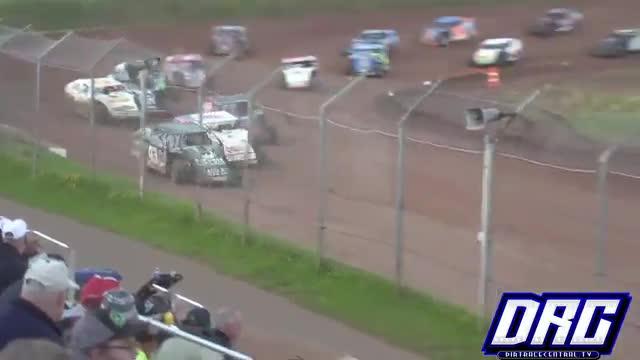 Proctor Speedway 7/23/17 Races