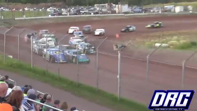 Proctor Speedway 7/30/17 Races