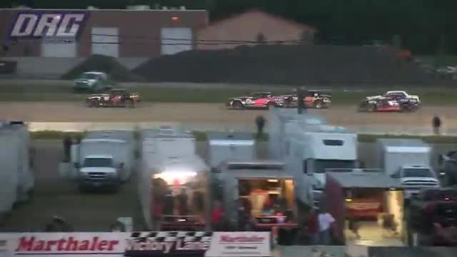 Viking Speedway 8/5/17 Races