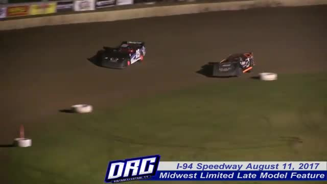 I-94 Speedway 8/11/17 Midwest Limited Late Model Races