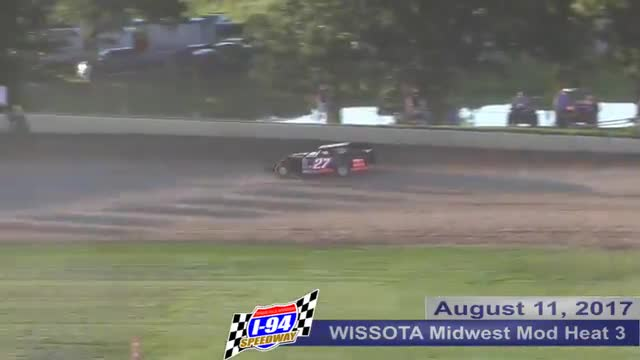 I-94 Speedway 8/11/17 WISSOTA Midwest Modified Races