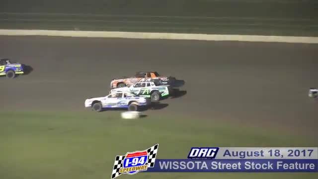 I-94 Speedway 8/18/17 Races