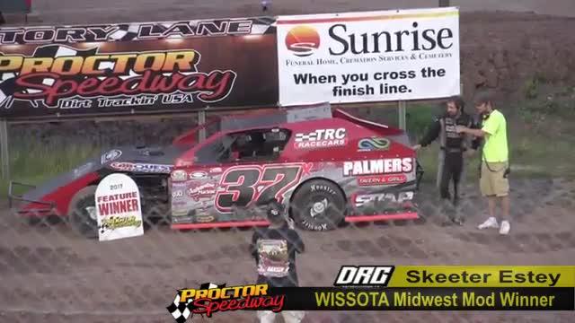 Proctor Speedway 8/20/17 Races