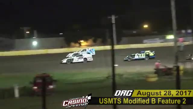 Casino Speedway 8/27/17 Races