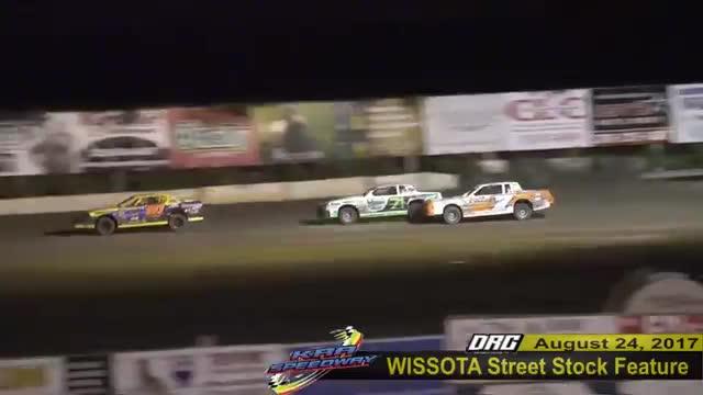 KRA Speedway 8/24/17 Races