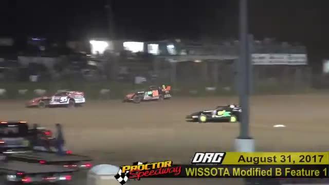 Proctor Speedway 8/31/17 Races