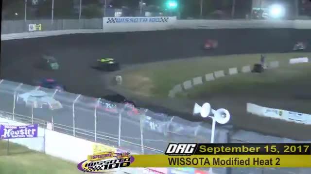 WISSOTA 100 9/15/17 Races