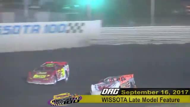 WISSOTA 100 9/16/17 Races