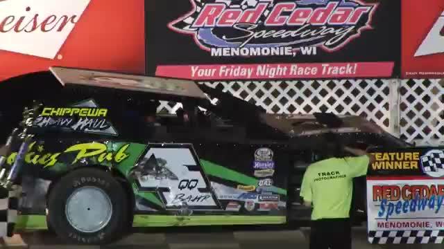 Red Cedar Speedway 9/23/17 Races