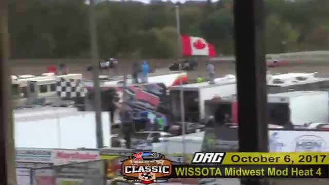 Viking Speedway 10/6/17 WISSOTA Midwest Modified Races