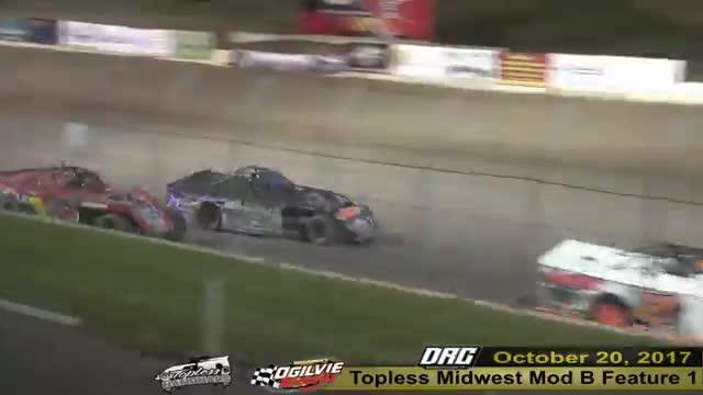 Ogilvie Raceway 10/20/17 Races