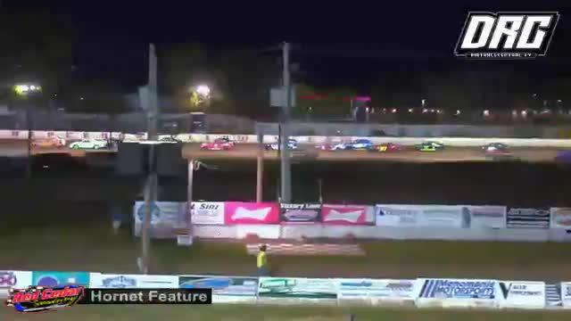 Red Cedar Speedway 5/18/18 Hornet Races