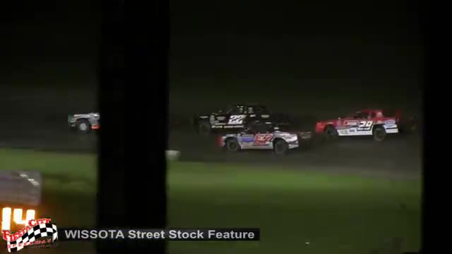 Fiesta City Speedway 5/18/18 WISSOTA Street Stock Races