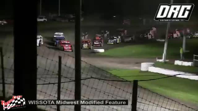 Fiesta City Speedway 5/18/18 WISSOTA Midwest Modified Races