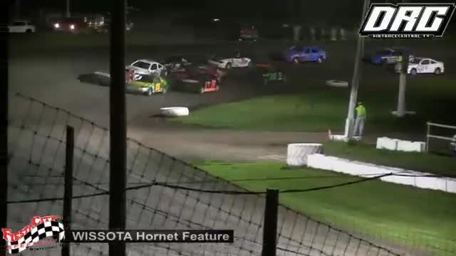 Fiesta City Speedway 5/18/18 WISSOTA Hornet Races