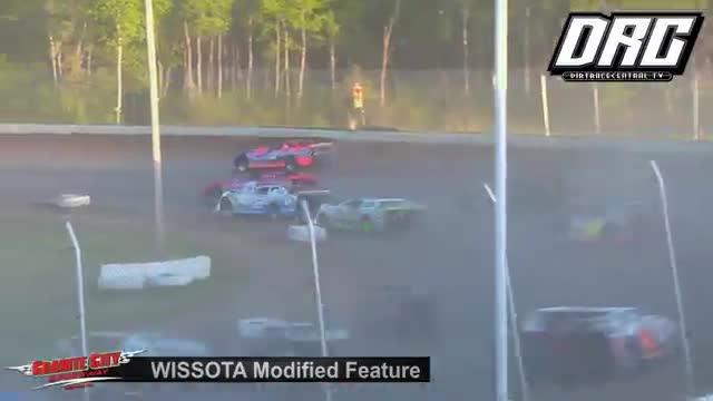 Granite City Speedway 5/20/18 WISSOTA Super Stock Races