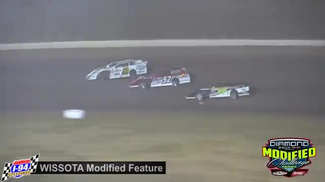 I-94 Speedway 5/25/18 WISSOTA Modified Races