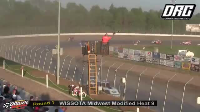 Ogilvie Raceway 5/26/18 WISSOTA Midwest Modified Races