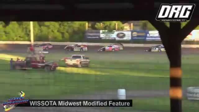 KRA Speedway 5/31/18 WISSOTA Midwest Modified Races
