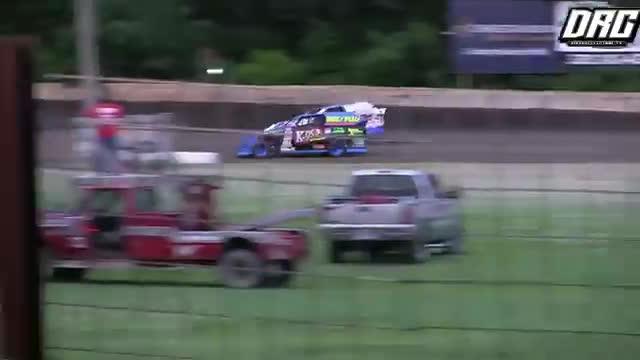 KRA Speedway 6/7/18 WISSOTA Mod Four Races