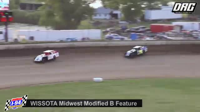 I-94 Speedway 6/15/18 WISSOTA Midwest Modified Races